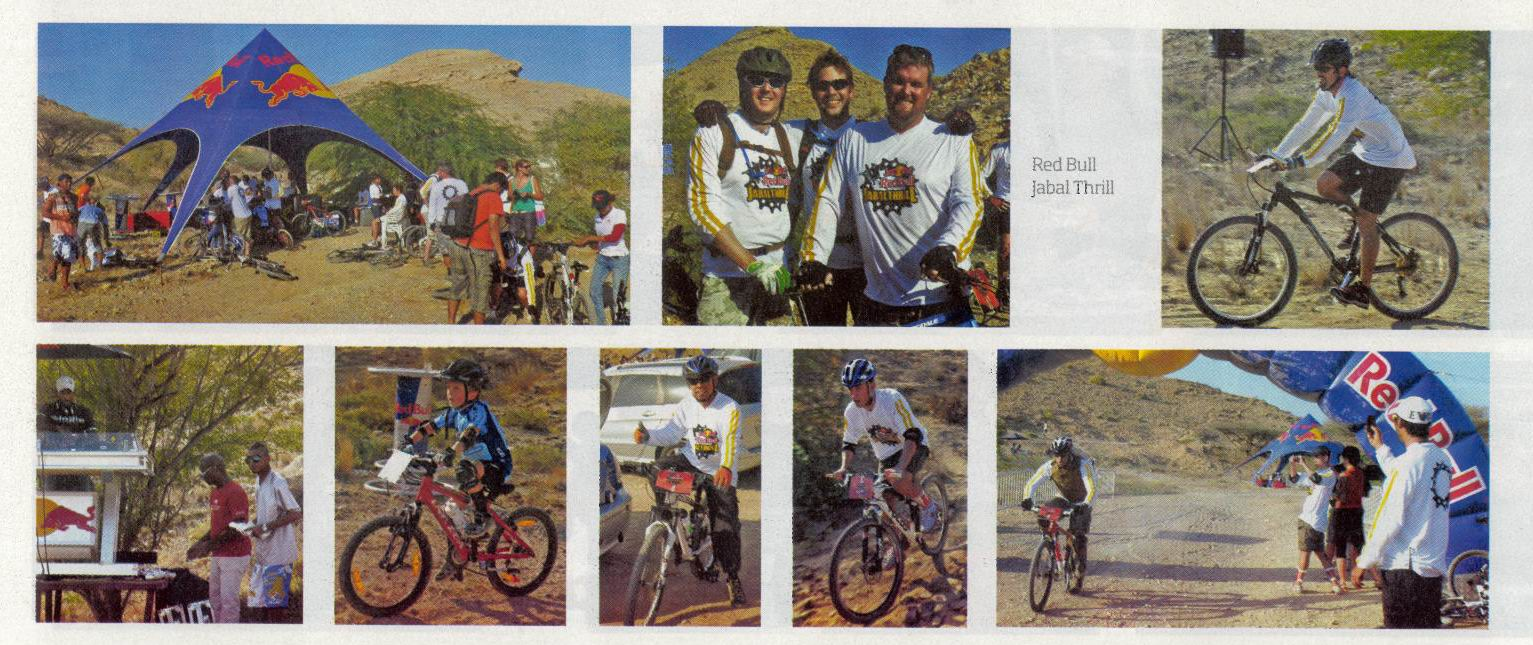 383dddf1842 Jabal Thrill - 1st ever DOWNHILL race in Oman - 11.11.2010