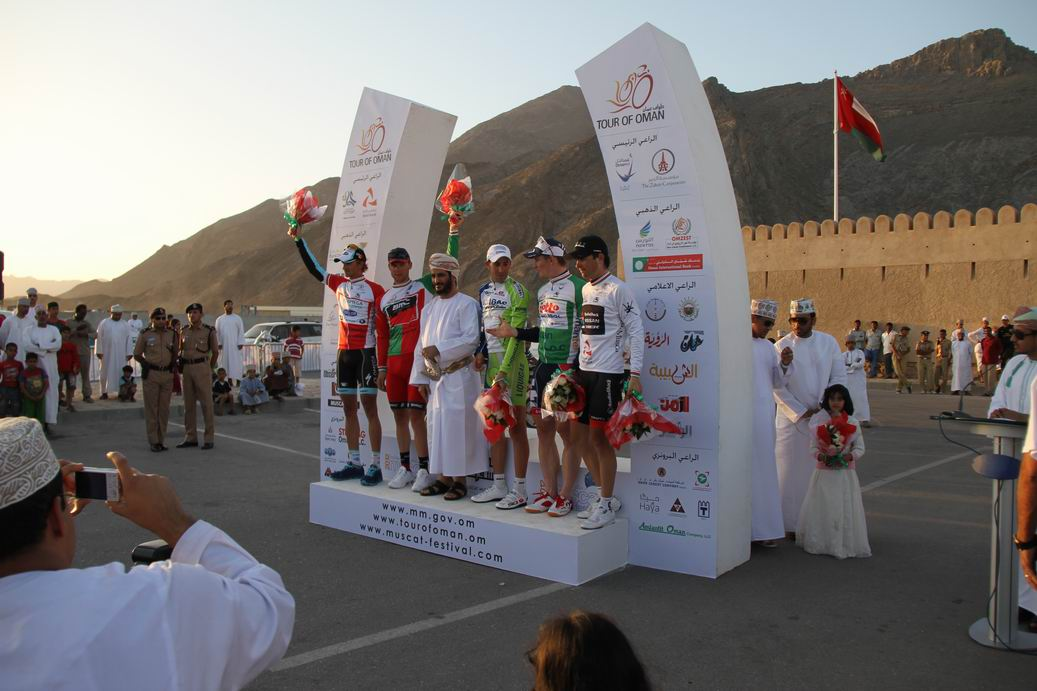 Tour of Oman 2012 Day 5: Muscat (Opera House) to Jabal Akhdar